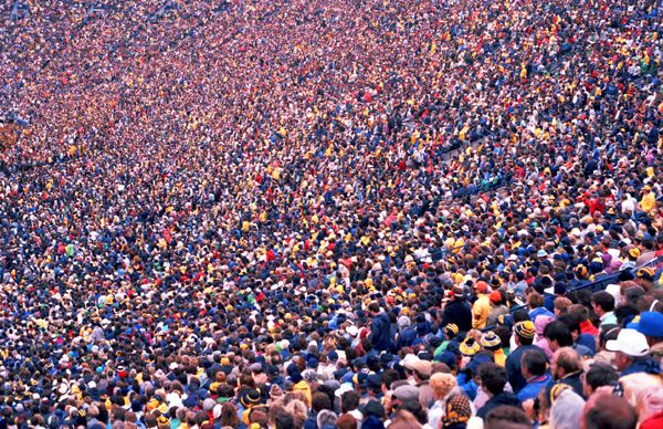 Crowds versus company photos of crowds -  Google Search