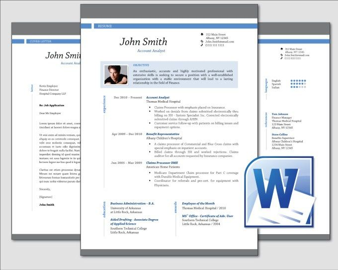 Cv Template Design Doc