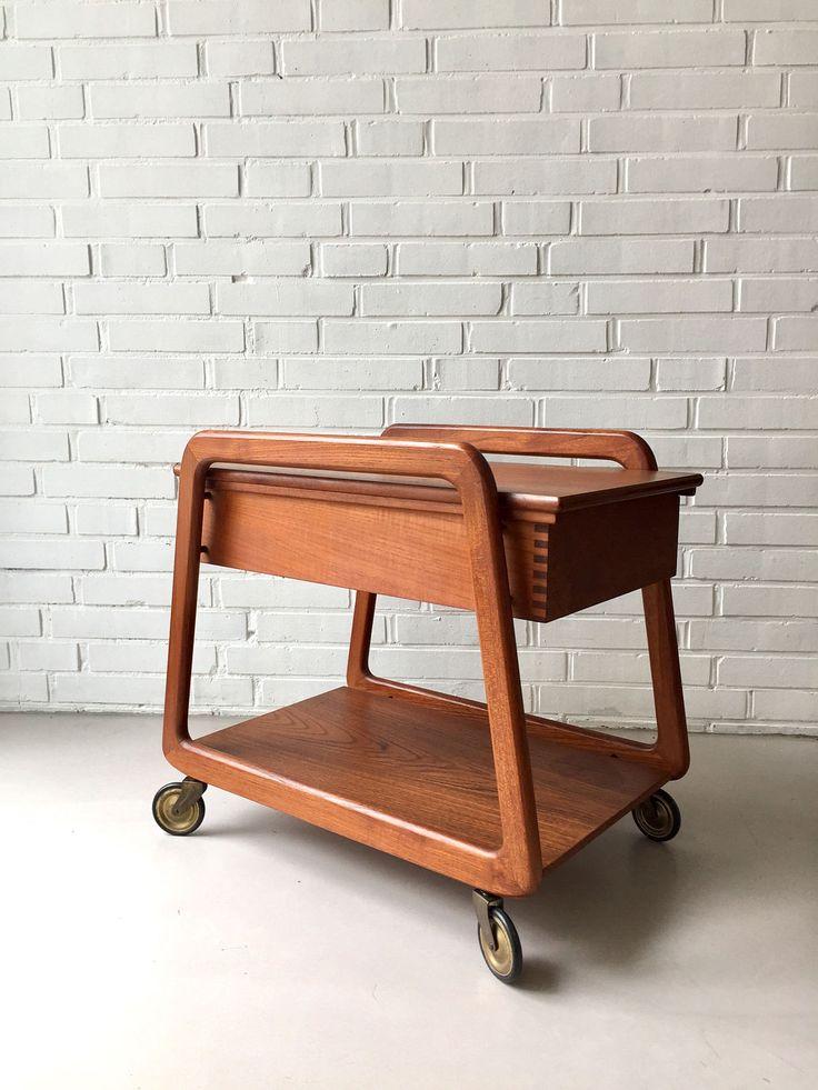 Sehr Best 20+ Servierwagen vintage ideas on Pinterest | Teewagen  SU29