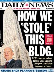 Online  New York Daily News - City ed - Daily & Sunday