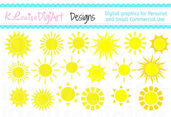 You Are My Sunshine Clipart