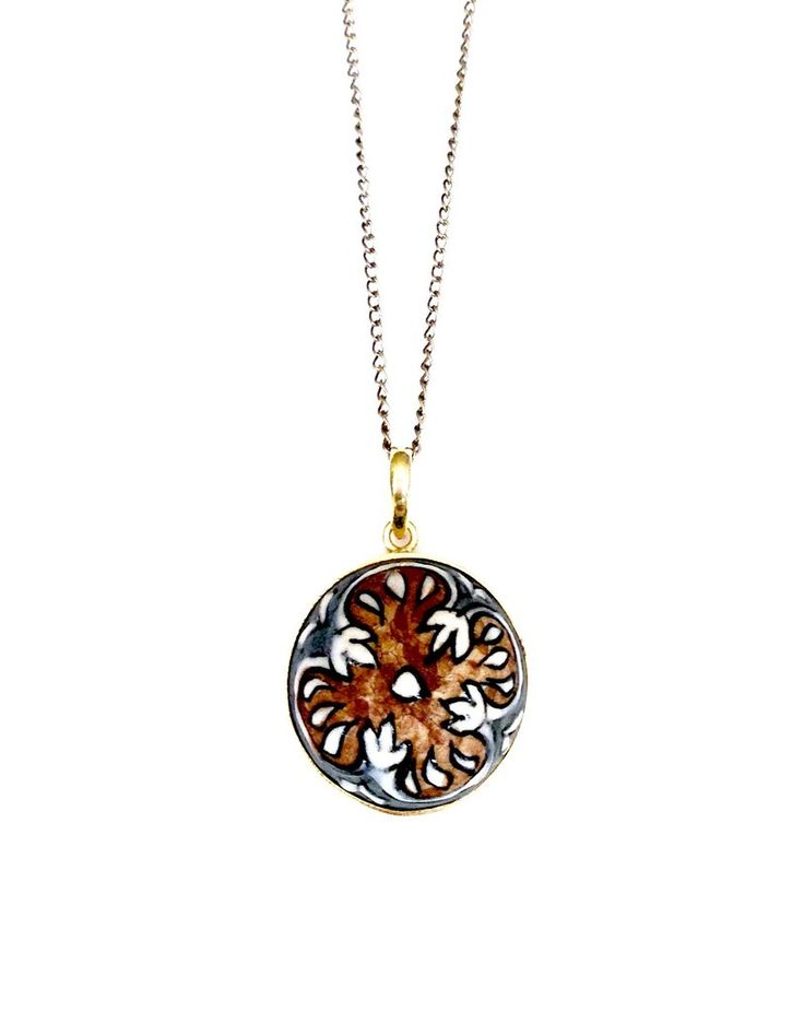 Hearts on Fire Pendant - Disc