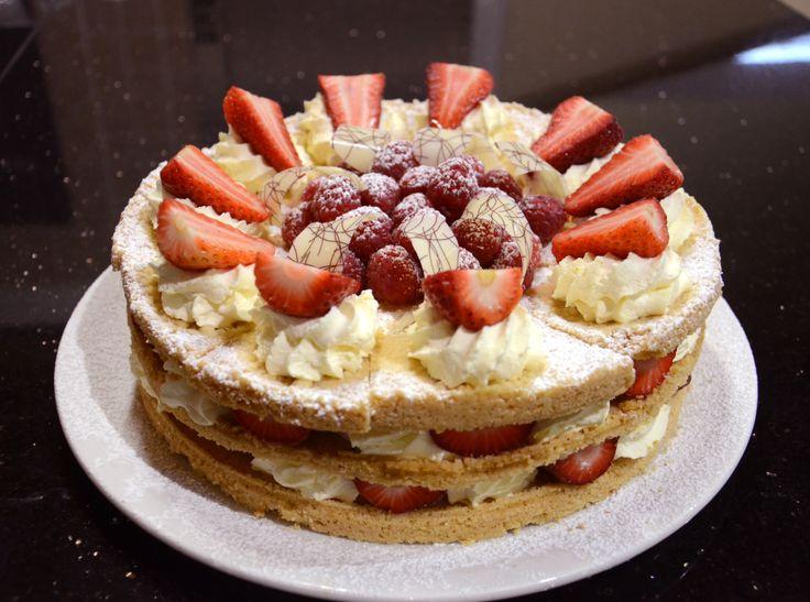 Margaret Strawberry Shortcake