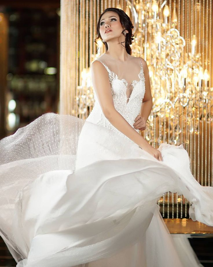 The 2137 best Wedding images on Pinterest   Wedding ideas, Gown ...