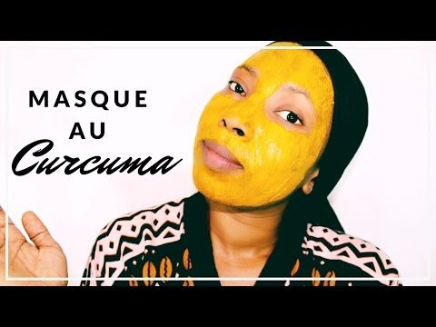 Masque Eclaircissant Anti-Taches Et Anti-Acné - YouTube