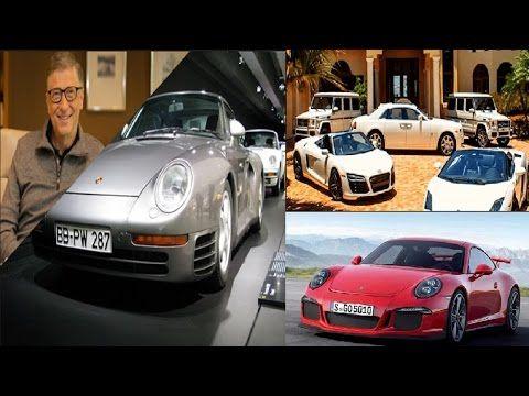 Bill Gates Car Collection 2016 | Bill gates cars, Car ...