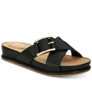 76b0820870efd Giani Bernini Balii Slide-On Memory Foam Wedge Sandals