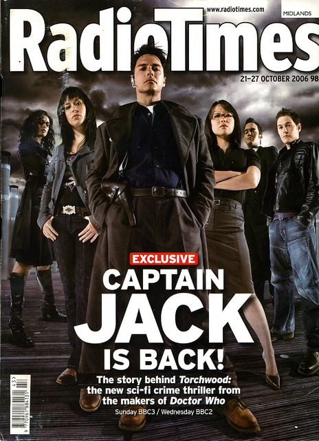 Radio Times Cover 2006-10-12 by combomphotos, via Flickr
