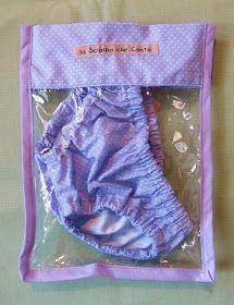 La sciarpa che canta: Come cucire un costume da bagno per bambine – Cartamodello…