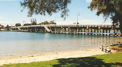 Mandurah bridge