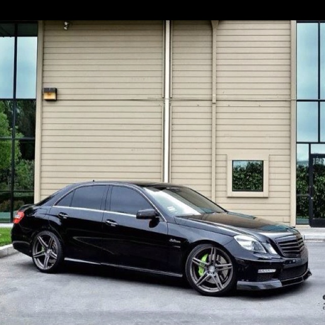 e63 amg. beastly  www.SweetSouthernLiving.com