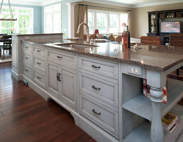 The 25+ Best Kitchen Island Dimensions Ideas On Pinterest | Kitchen  Planning, Island Design And Stats Counter