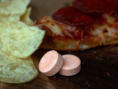 Foods to avoid for acid reflux in children