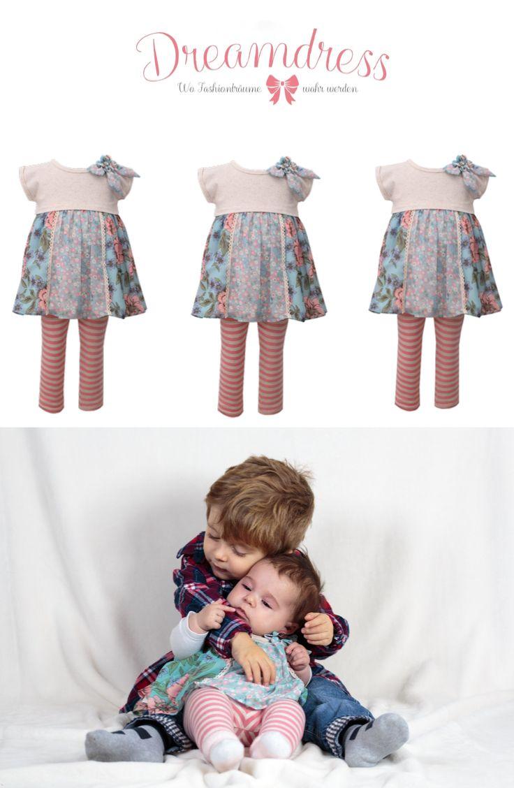 Auf Dreamdress.at gibts Babymode zum Verlieben! #babymode, #LittleDiva, #babygir, #Babyfashion, #dreamdressBaby