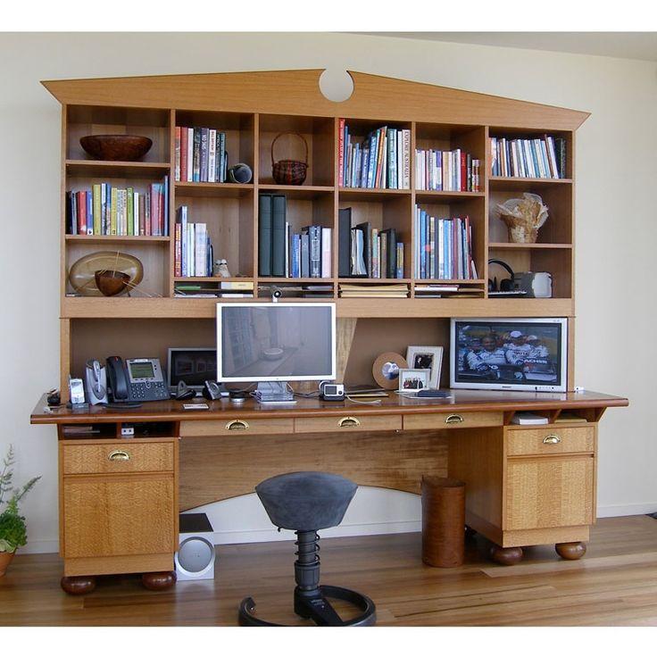 Desk by Anton Gerner - bespoke contemporary furniture melbourne