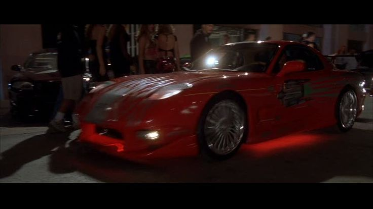 Fast And Furious 1 Dom S Red Car Google Search The