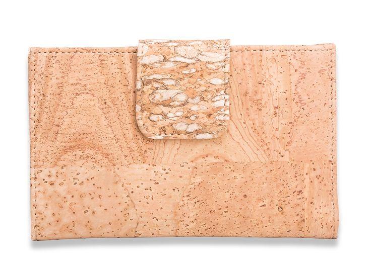 Kork Portemonnaie für Damen auf www.korkstyle.de