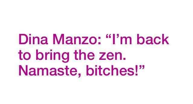 Dina Manzo