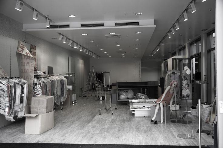 Berlin: work in progress - Preparing a shop
