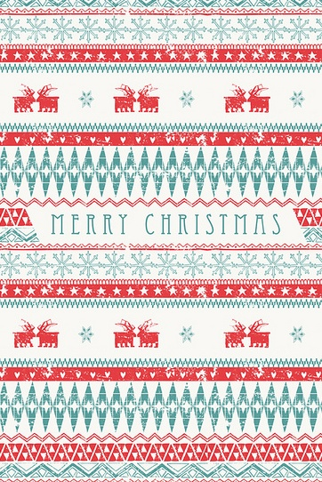 christmas card by this coldpillow flickr