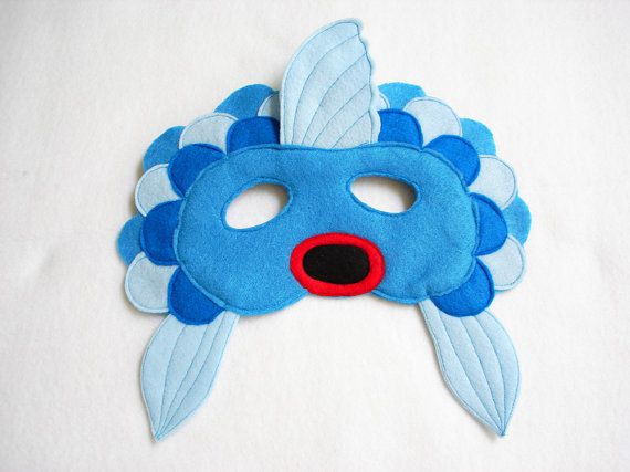 Hey, I found this really awesome Etsy listing at https://www.etsy.com/listing/174622758/childrens-fish-felt-mask-what-does-the