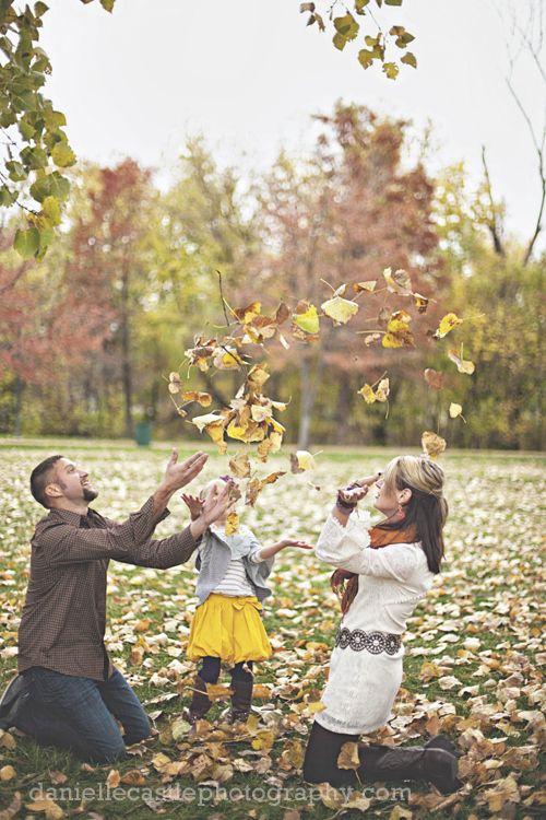 family photos, fall family photos