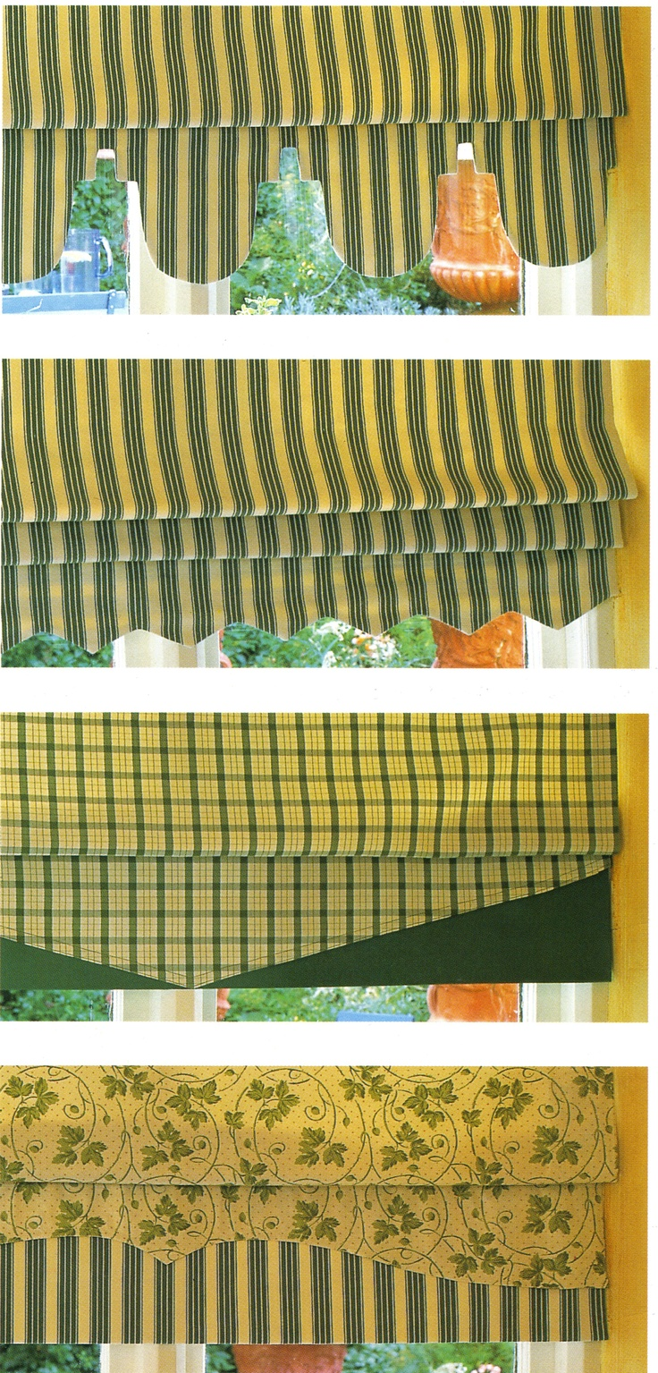60 Best Images About Funky Roman Blinds On Pinterest
