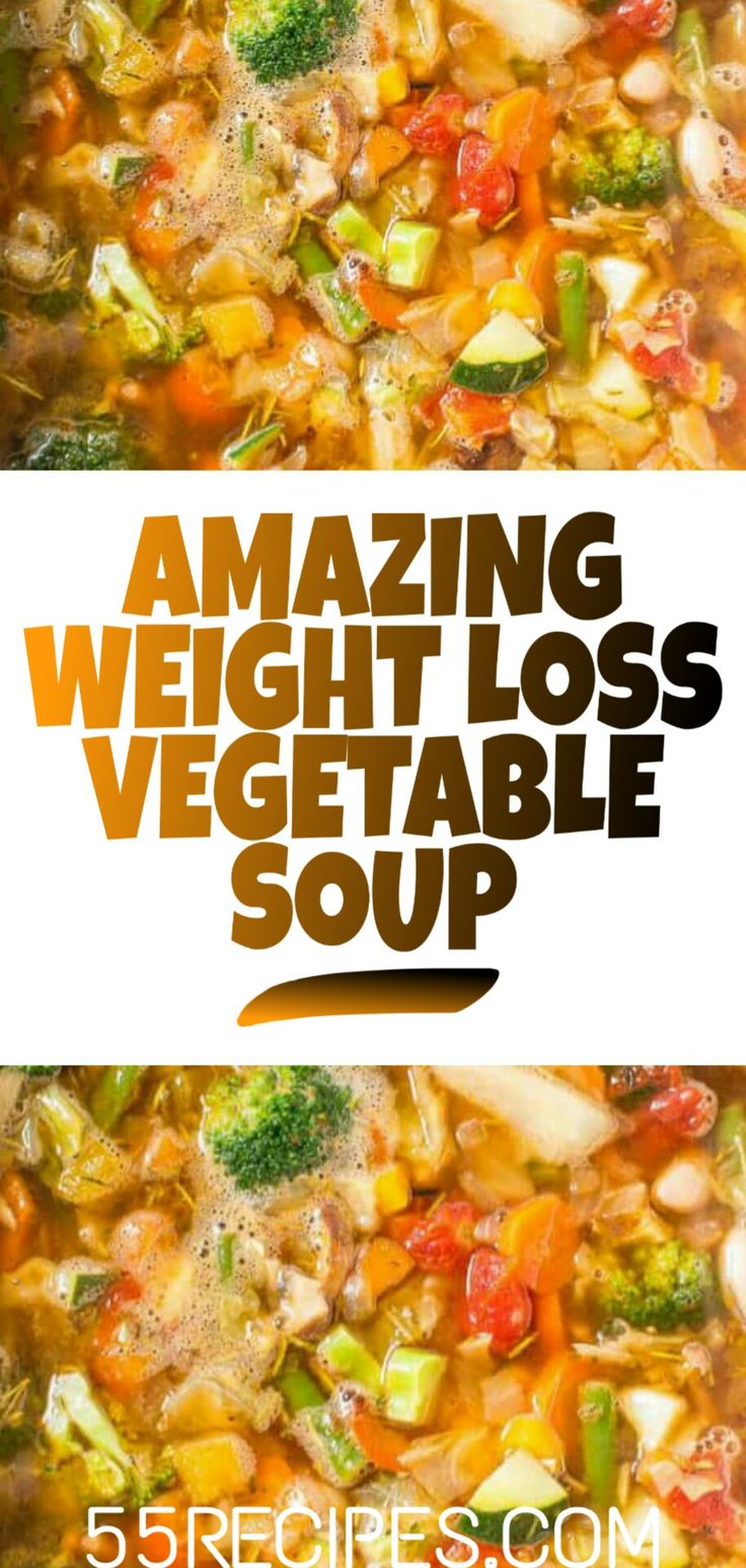Amazing Weight Loss Vegetable Soup – | Weight Watchers Soup Recipes |