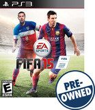 FIFA 15 - PRE-Owned - PlayStation 3, Multi