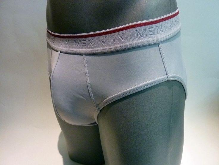 Slip de corte deportivo JAN MEN  con un tacto y una suavidad excepcional  http://www.varelaintimo.com/marca/14/jan-men
