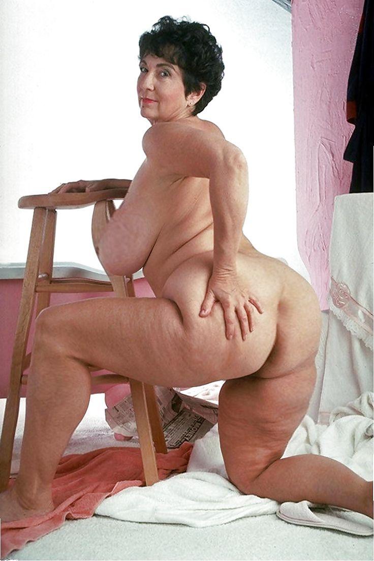 Big Booty Granny Porn 33