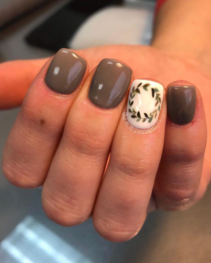 Gel, gel polish, gel nails, short nails, nail art, nail