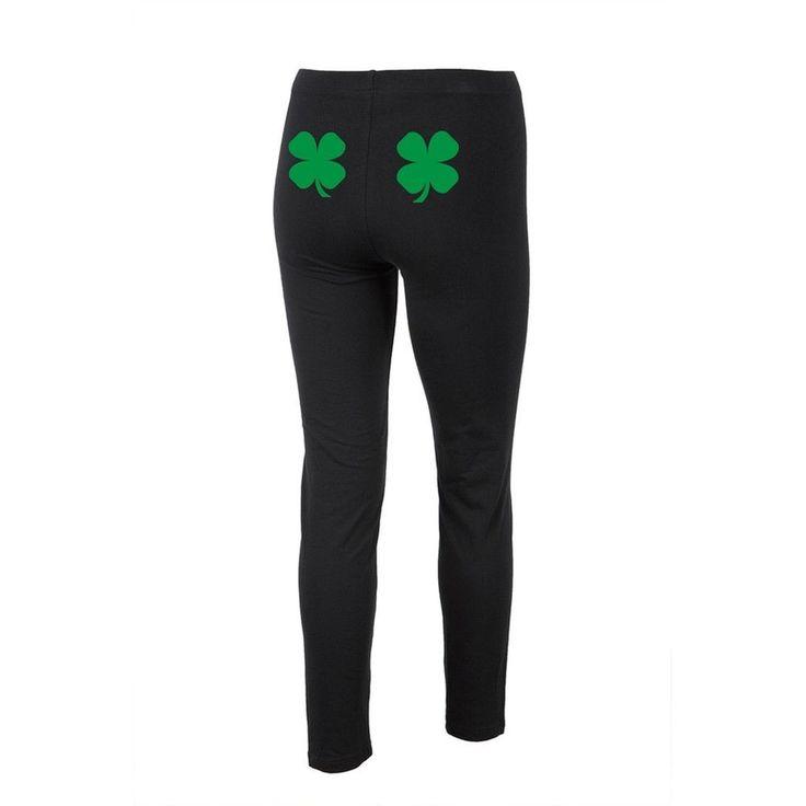 St. Patricks Day - Shamrock Leggings