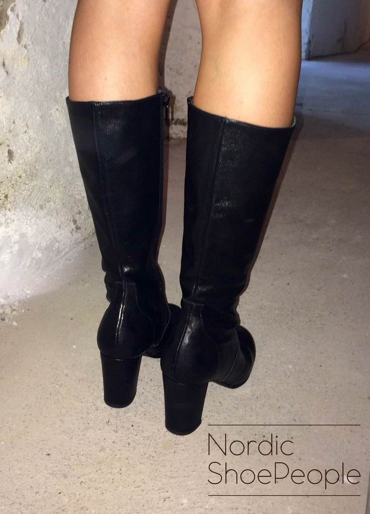 Nordic ShoePeople AW 2016....Boots made in Copenhagen