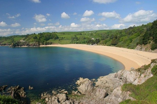 We select some of the cleanest, prettiest, most tucked away and most inviting beaches in England, Wales and Scotland