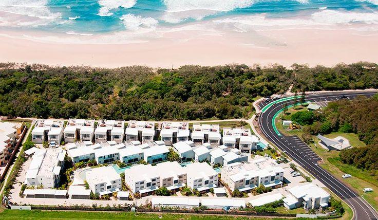 marcoola-resort-aerial