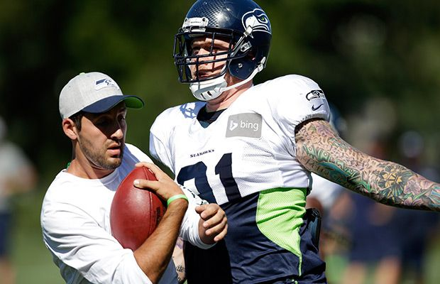 Seattle Seahawks - Cassius Marsh (DE)
