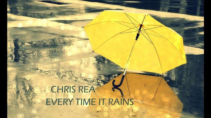 CHRIS REA - EVERY TIME IT RAINS