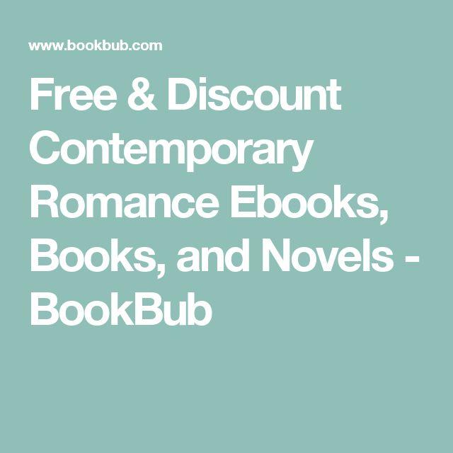 Free & Discount Contemporary Romance Ebooks, Books, and Novels - BookBub