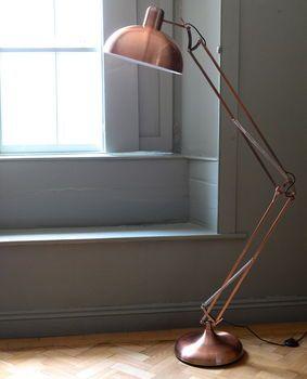 Poppy Angled Floor Lamp