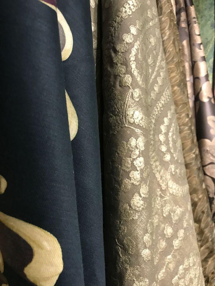 Zoffany fabrics. #decoration #trends #projectmarkt #huislinnen #homestyle #interieur #deco #decointerieur #homedecoration #homefashion #interiordesign #textiles #interieurtrends #lifestyle #stylingidblog