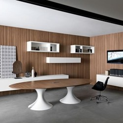 Ola Meeting Table martex burovorm Office Furniture Pinterest