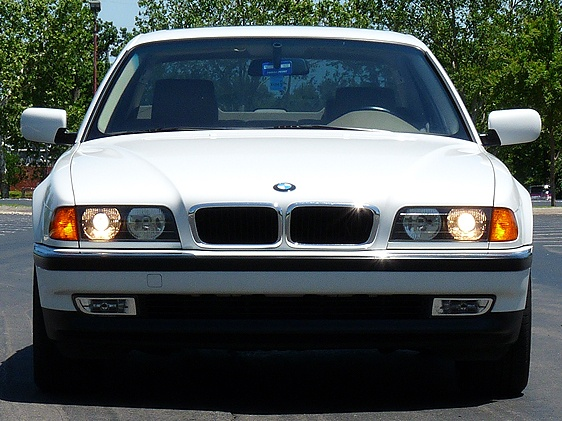 1997 BMW 740i E38  BMW E38 7Series 19942001  Pinterest  BMW