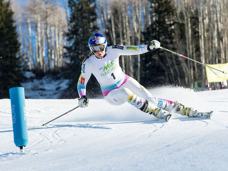 Olympic gold medalist Lindsey Vonn knows how to make the most of a mountain. So if you're going to ski one of the country's top-rated ski resort areas, you want her advice on how to do it and what to eat while you're there.