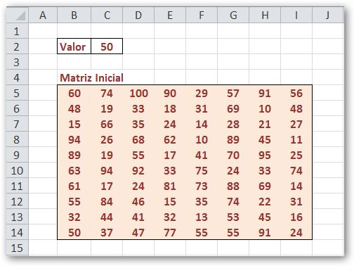 La Rebotica de Excel: Transformar una Matriz a Sistema de Numeración Bin...