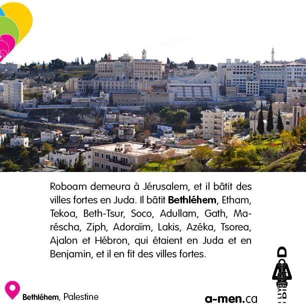 Bethléhem, Palestine http://www.a-men.ca/ http://www.fb.com/a.men.ca #amen