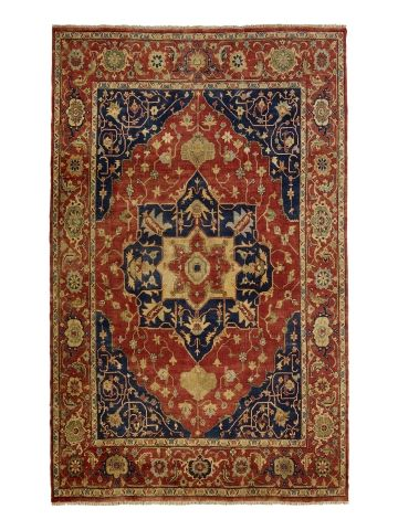 "Amazing ""Antique"" rug... for the bedroom"