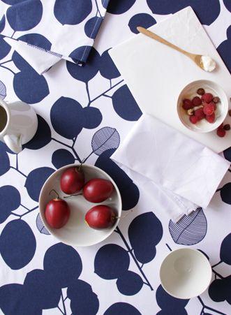 Plain Dyed Tablecloth