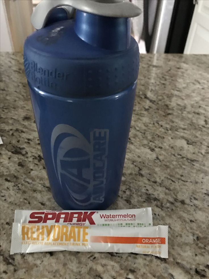 Mix these two together (watermelon spark and orange rehydrate) for an amazing concoction!!! Www.advocare.com/160845351