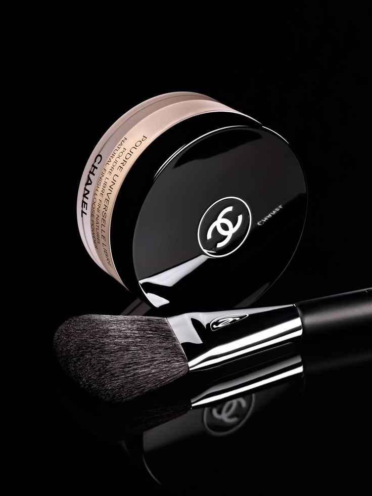 Chanel Make-up photographed